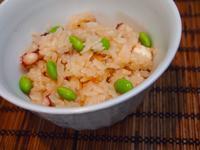 たこ飯とたこのカルパッチョ - sobu 2
