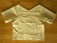 白混じり緑のTシャツ - わたいとや 移転しました→ wataitoya.com