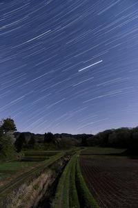 diurnal motion - Tom's starry sky & landscape