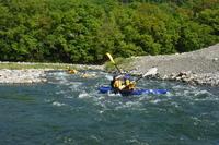 恒例の川遊び - まいにちカヤッキング