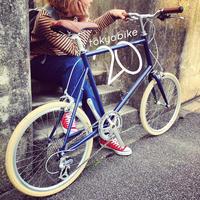 tokyobike 20 トーキョーバイク おしゃれ自転車 自転車女子 自転車ガール クロスバイク リピトデザイン ミニベロ - サイクルショップ『リピト・イシュタール』 スタッフのあれこれそれ