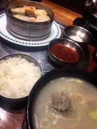 新大久保で韓国料理の旅with 旅の師匠 - しっかり立って、希望の木
