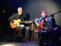 Real Acoustic Live Vol.39 南野健司 with 竹内いちろ満席になりました。 - 線路マニアでアコースティックなギタリスト竹内いちろ@三重/四日市