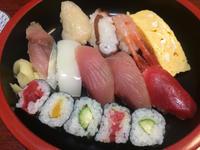 大満足本格的ランチ寿司  すし克  水天宮前にて - 味オンチの味道楽