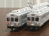 東急東横線7200系急行:再編集 - tabi-okane旅の話+α(続編):Nゲージ鉄道模型版
