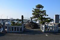 太平記を歩く。その50「後醍醐天皇御腰掛の岩」鳥取県西伯郡大山町 - 坂の上のサインボード