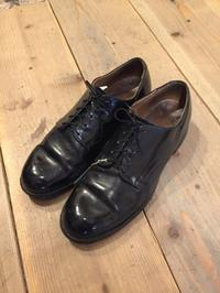 US NAVY  OXFORD SHOES - LOOP USED CLOTHING SHOP USA