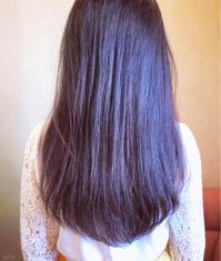 ハナヘナの月一メンテ♪ - 君津市 南子安の美容室  La Face   ✯   ラフェイス のブログ