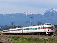 中央線あずさ祭り - 8001列車の旅と撮影記録
