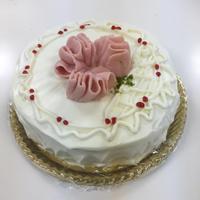 ケーキ単発 アニバーサリーケーキ - delicious * happiness