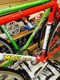 MASIにビアンキのピスト! - 自転車屋 TRIPBIKE