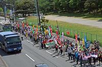 国民平和大行進(1)ゾウのはな子VOLOMUSIKS - ムキンポの exblog.jp