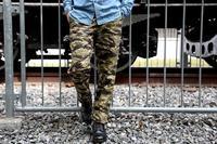 【別注】 COLIMBO Ulster Chino - Tiger Camo - - TIMESMARKETのスタッフ日記