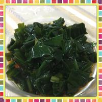茹でて醤油に漬けるだけ、行者にんにくの簡単醤油漬け(レシピ付) - kajuの■今日のお料理・簡単レシピ■