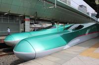 北海道旅行① 東京駅から新函館北斗駅へ(5月7日) - nana日記