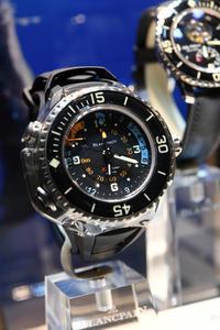 ブランパン オーシャン コミットメントグローバルコンセプト - ブランド腕時計ガイド