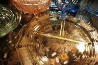 ディプレッショングラス - Antiques&Junk  RoseRing   アンティークス  ローズリング