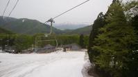まだまだ雪が豊富な、かぐらスキー場 - tokoya3@