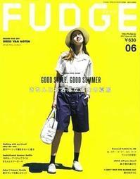 ■5月12日発売■<<別注アイテムのご紹介>> - FUDGE Online Store