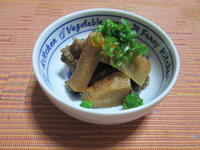 作り置き☆おつまみにも!ご飯の友にもOK! 牛肉と筍の佃煮 - candy&sarry&・・・2
