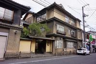 文化財の宿尾道の西山本館 - レトロな建物を訪ねて