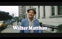 """Walter Matthau #2 / The Odd Couple""ってこんなこと。 - THE THREE ROBBERS ってこんなこと。"