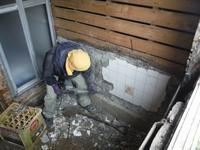 浴室リフォーム~木部工事、水道工事 - 市原市リフォーム店の社長日記・・・日日是好日