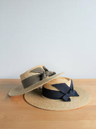 Nigel CabournSTRAW HAT - 『Bumpkins putting on airs』