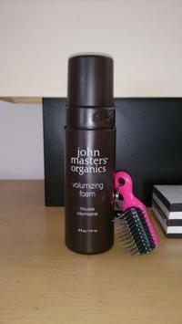 Hair Mousse でボリュームアップ - parfumlabo