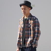 何かと便利なライトジャケット。 - AUD-BLOG:メンズファッションブランド【Audience】を展開するアパレルメーカーのブログ