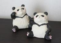 パンダ - うつわたま