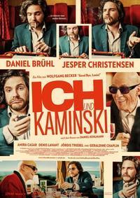 「僕とカミンスキーの旅」 - ヨーロッパ映画を観よう!