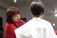 vol.92「山本あつ子の仕事」 - Monthly Live    営業後の美容室での美容師による単独ライブ