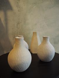 野田敬子さんの花器 - うつわshizenブログ