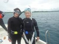 近くの楽園~糸満近海ガイド付きボートダイビング(ファンダイビング)~ - 大度海岸(ジョン万ビーチ・大度浜海岸)と糸満でのシュノーケリング・ダイビングなら「海の遊び処 なかゆくい」