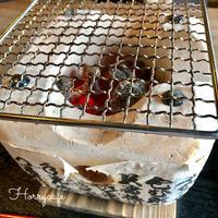 炭火の七輪で焼き餅を… @彦根美濠の舎(みほりのや)・滋賀 - 趣味とお出かけの日記