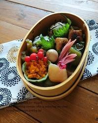 5.18味噌漬けロース巻きお弁当 - YUKA'sレシピ♪