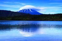 29年5月の富士(10)西湖の富士 - 富士への散歩道 ~撮影記~