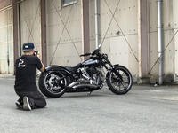 # FLHR103 Thunder Max - Sunny-Side-Garage サニーサイドガレージ