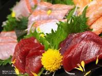 ほろ酔い薬膳♪15分で絶品!塩締めまぐろと塩まぐろ寿司。 - スパイスと薬膳と。
