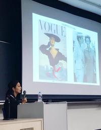 青山学院大学にて講義✨ - 八巻多鶴子が贈る 華麗なるジュエリー・デイズ