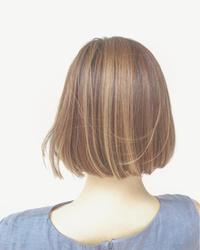 柔らかな風を感じる洗練bob☆ - COTTON STYLE CAFE 浦和の美容室コットンブログ