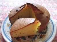<イギリス菓子・レシピ> シード・ケーキ【Seed Cake】 - イギリスの食、イギリスの料理&菓子