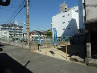 大阪市東住吉区田辺6丁目解体工事完了 - 太陽住宅ブログ