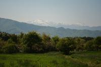 初夏のひるがの高原。 - 移動探査基地