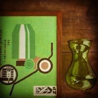 Cheskey glass~green no.4 - 雑貨店PiPPi