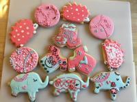 親子アイシングクッキーレッスン - 調布の小さな手作りお菓子教室 アトリエタルトタタン