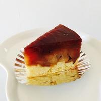 タタン風りんごのケーキ - 手作りケーキのお店プペ