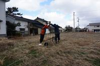 ゼロ・エネルギー住宅「FPの家」地盤調査 - エコで快適な『FPの家』いかがですか!