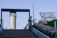 JR大阪駅・空中庭園 - 写真の散歩道